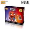 Loz Brickheadz : Spider Man