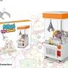 นาโนบล็อค : ตู้คีบตุ๊กตา ZRK 7804 ส้ม