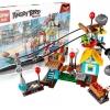 เลโก้จีน LEPIN 19004 ชุด LEGO The Angry Birds Movie