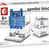 Sembo Block SD6041 : Swarovski