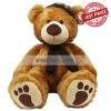 ตุ๊กตา Bear Hiso XXL Brown ขนาด 60 cm