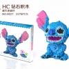 นาโนบล็อค : สติช Stitch (หูตั้ง)