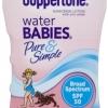 ครีมกันแดดสำหรับเด็ก Coppertone Water Babies Pure & Simple Sunscreen Lotion, SPF 50++พร้อมส่ง++