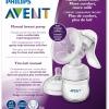 ปั๊มนมแบบปั๊มมือ Philips Avent Manual Comfort Breast Pump