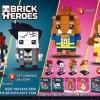 เลโก้จีน Brick Headz LELE 39071 ชุด Classic Disney