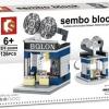 Sembo Block SD6089 : BOLON Glass