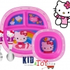 ชุดทานอาหารMunchkin Hello Kitty Toddler Dining Set
