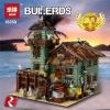 เลโก้จีน LEPIN 16003 Ideas ชุด Old Fishing Store