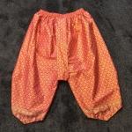 กางเกงโจงกระเบนสำเร็จรูป ผ้าลายไทย ทรงสวย
