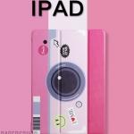 เคสการ์ตูนหลังใส Slim Smart Cover (เคส iPad 2/3/4)