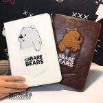 เคสการ์ตูน We BARE BEARS - เคสไอแพดมินิ 4