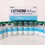 Luthione (Glutathione (Reduced) 600 mg)
