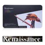 Renaissance Artists' 100 Coloured Pencil