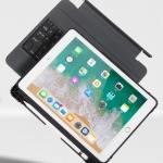"ivso เคสคีย์บอร์ด มีที่เก็บปากกา Apple Pencil (iPad 2018 9.7"")"