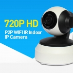 SMART PLUS + : IP NETWORK CAMERA : 720p 1.0MP 2.8m Wireless Wifi IP Camera -Xmeye