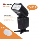 Flash For Canon TRIOPO TR-586EX TTL HSS 1/8000
