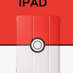 เคสการ์ตูนโปเกม่อน Slim Smart Cover (เคส iPad 2/3/4)