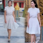 Lady Penelope Cosy Cotton Dress