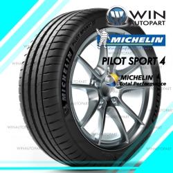 215/45R17 รุ่น PILOT SPORT 4 ยี่ห้อ Michelin ยางรถเก๋งและรถเอสยูวี ZR