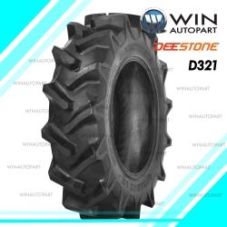 11.2-24 8PR ยี่ห้อ DEESTONE รุ่น D321 TT ยางรถเกษตรกรรม