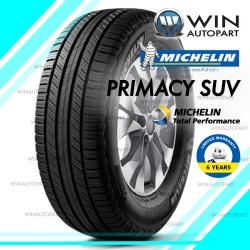 265/60R18 รุ่น PRIMACY SUV ยี่ห้อ MICHELIN ยางรถเอสยูวี