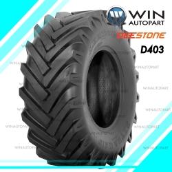 405/70-20 ยี่ห้อ DEESTONE รุ่น D403 TL ยางรถดั๊ม (เท) 14