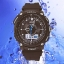 OHSEN – AD1209-1: Dual System Alarm / Chronograph Sports Watch thumbnail 1
