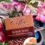 Coffee curcuma scrub soap by..noomham 1 ก้อน thumbnail 31