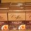 Coffee curcuma scrub soap by..noomham 1 ก้อน thumbnail 215