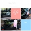 ที่วางแก้วในรถ ที่วางแก้วน้ำในรถยนต์ ที่วางแก้ว อุปกรณ์เสริมรถยนต์ (สีดำ) thumbnail 2
