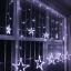 ไฟม่านดาว ไฟตกแต่งคริสมาสรูปดาว แสงขาว, แสงวอมไวท์ thumbnail 1