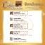 Coffee curcuma scrub soap by..noomham 1 ก้อน thumbnail 40