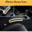 ์NEW ที่ใส่ของข้างเบาะรถยนต์ ที่จัดระเบียบในรถ กล่องใส่ของเสียบช่องระหว่างเบาะในรถ (สีเบจ) thumbnail 1