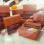 Coffee curcuma scrub soap by..noomham 1 ก้อน thumbnail 15