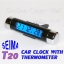 SEIMA T20 – Digital Clock With Thermometer thumbnail 1