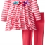 **Kids Headquarters** (ชนเว็บ) SM1870-1 Size 12, 18, 24m เสื้อผ้าเด็กขายส่ง ยกแพค 6 ชุดต่อแบบ ครบไซส์ thumbnail 1