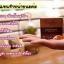Coffee curcuma scrub soap by..noomham 1 ก้อน thumbnail 27