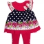 **Winnie's** SM1797 Size 3//6, 6/9, 9/12m เสื้อผ้าเด็กขายส่ง ยกแพค 6 ชุด ครบไซส์ thumbnail 1