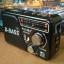 วิทยุพกพา WAXIBA XB-521URT สีดำ (ใหญ่กว่ารุ่น 324) thumbnail 1