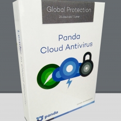 Panda Global Protection (Key-code) 25 devices