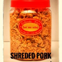 หมูหยองกระปุก Shredded pork in box ('M')