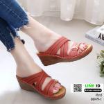 SLM3--8849-1-แดง-Size35