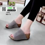 SLM3--960-15-เทา-Size35