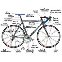 ส่วนประกอบจักรยาน COMPONENTS