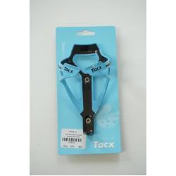 ขากระติ๊กน้ำ สีฟ้า-ดำ TACX DEVA BOTTLE CAGE BLACK-LIGHT BLUE T6154.15