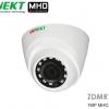 กล้อง MHD 4in1 รองรับ HD/TVI/AHD/CVI Dome 720P INNEKT รุ่น ZDMR1023