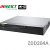 เครื่องบันทึก MHD 1080P รองรับ 5 ระบบ HD TVI AHD CVI IP Analog 4 CH INNEKT รุ่น ZDD204