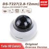 กล้อง HD-TVI 2.0MP ทรงโดม HIKVISION LENS 2.8-12mm.