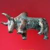 วัวธนูสยบอาถรรพ์ หลวงปู่ศวัส( พ่อปู่ฤษี )วัดเกษตรสุข พะเยา รุ่นแช่น้ำมนต์ที่หลวงปู่ไว้รดลูกศิษย์