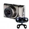 ANYTEK กล้องติดรถยนต์ A100H กล้อง หน้า-หลัง (WDR) FULL-HD 1080P